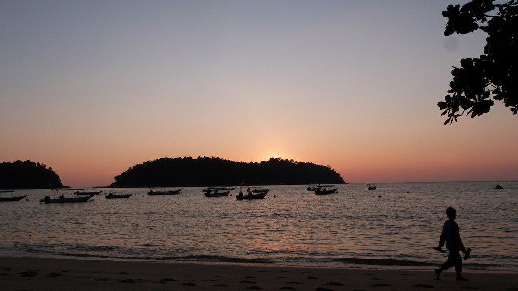 Paseando por Pulau Pangkor
