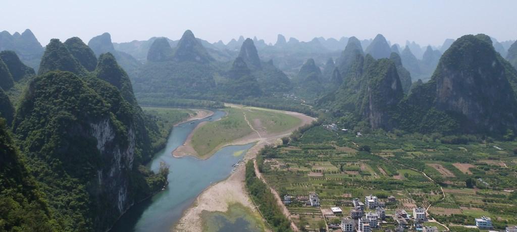 Colina LaoCai en Xinping