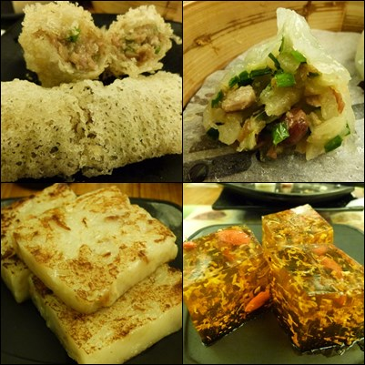Comidas en Tim Ho Wan