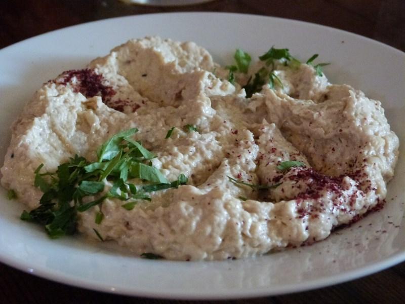 Un sabroso Hummus