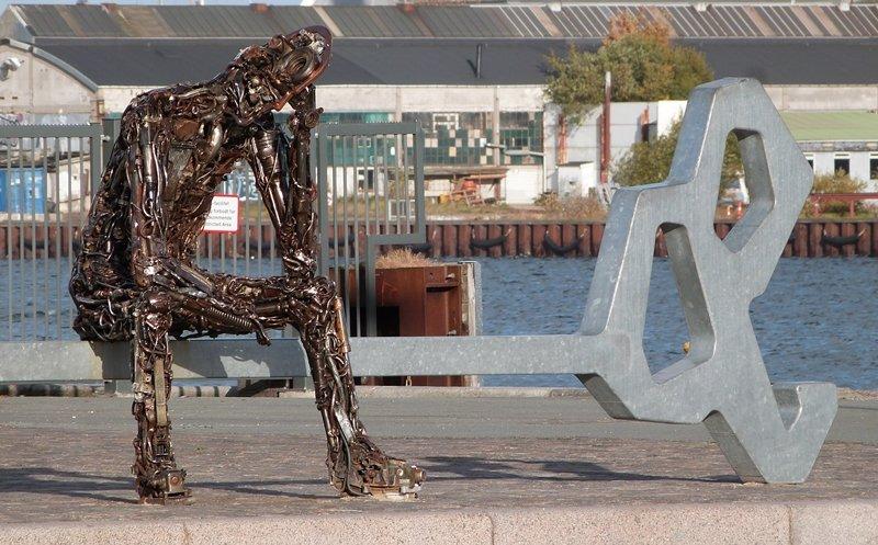Esculturas en Copenhague