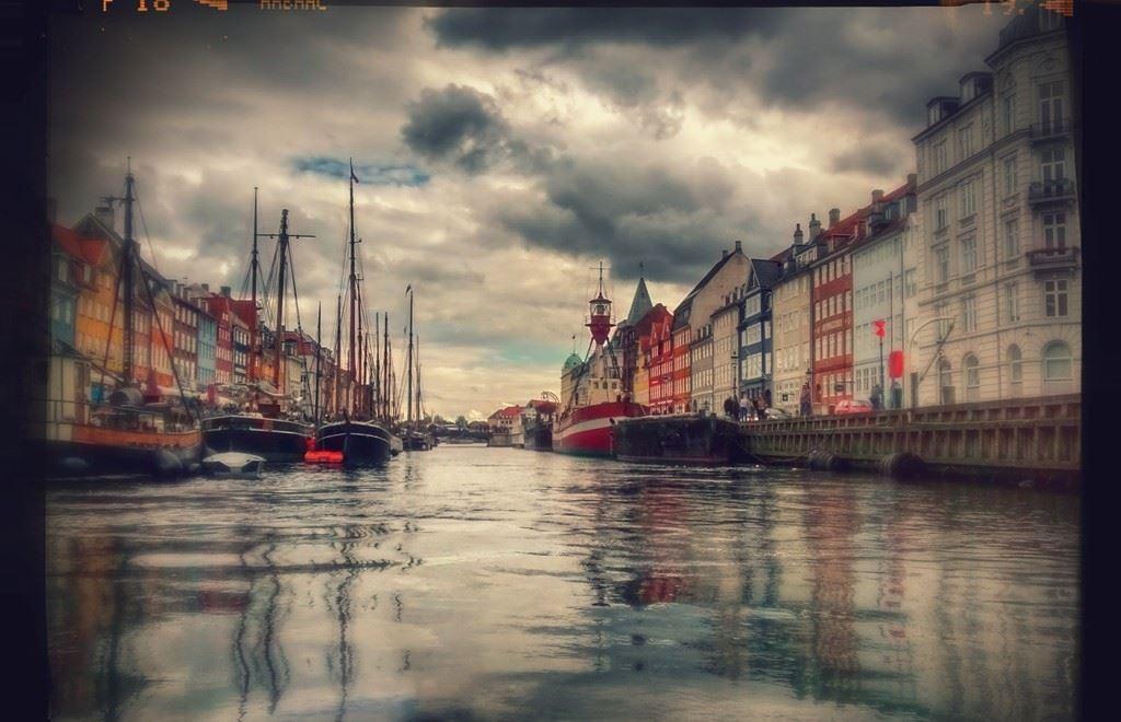 Caminando por la vida de Copenhague