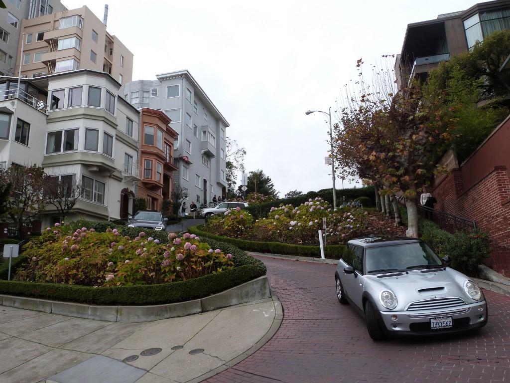 Lombard St. en San Francisco