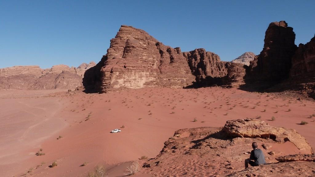 Una visión completa de Wadi Rum