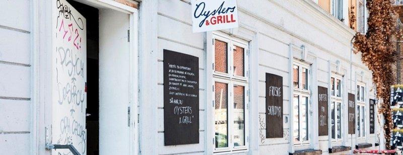 Fachada del Oyster & Grill en CPH