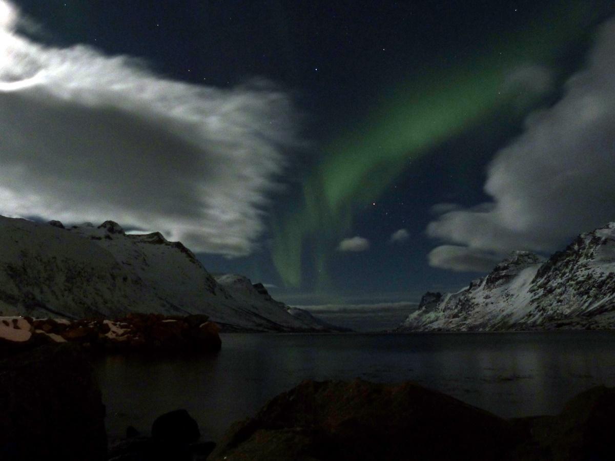Y llegaron las Auroras Boreales