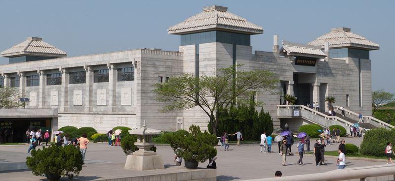Exterior del Pabellón 3