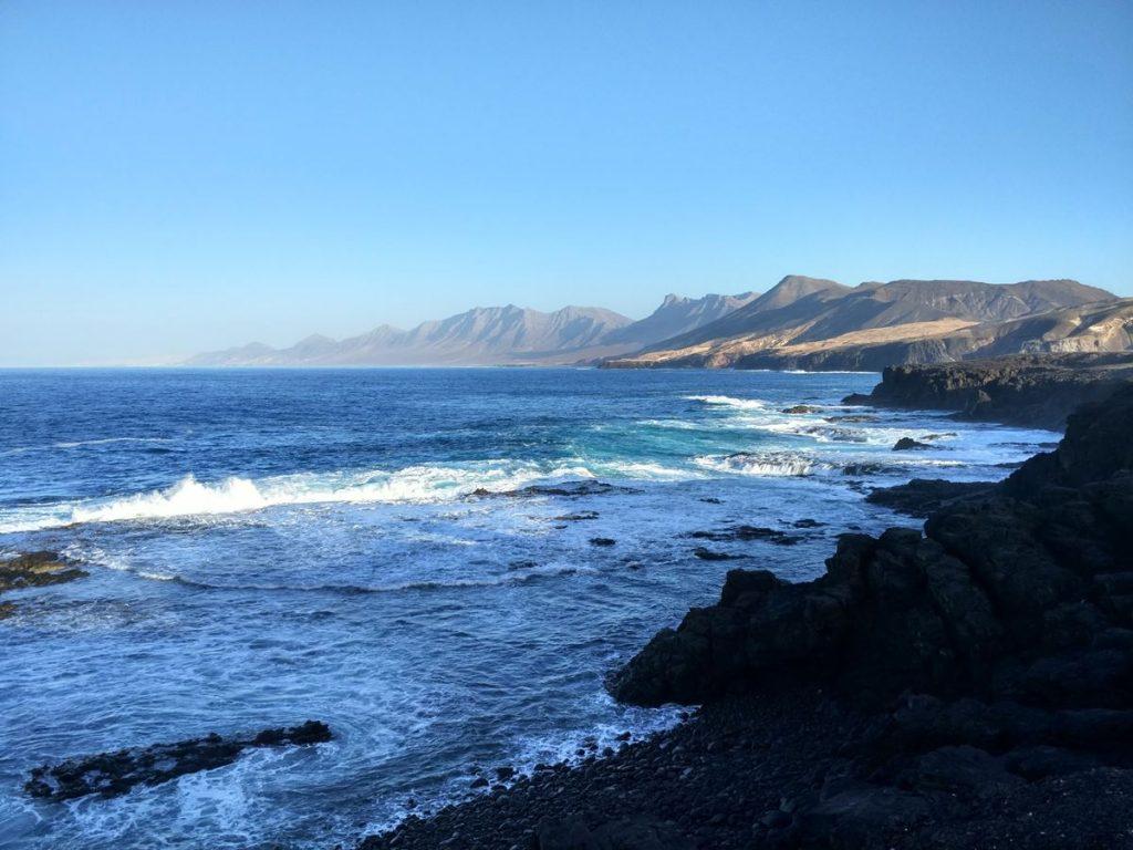 Vistas desde Punta Pesebre