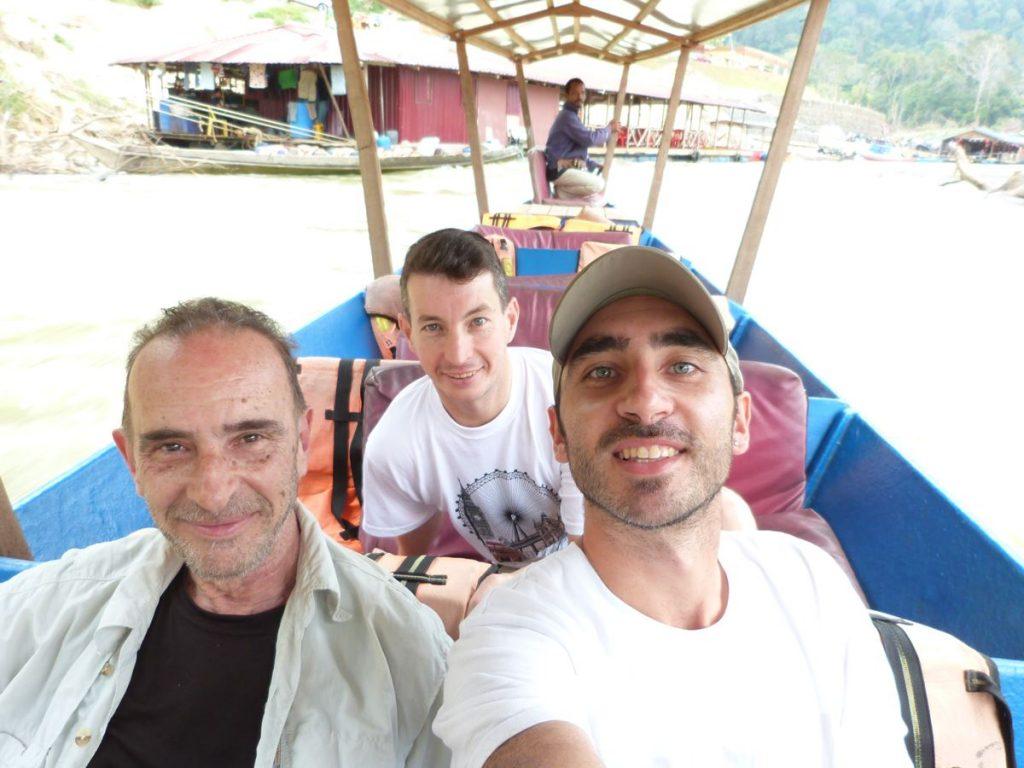 En ruta hacia Kuala Tembeling