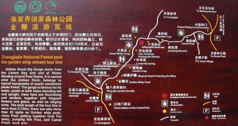 Mapa del GoldenWhip