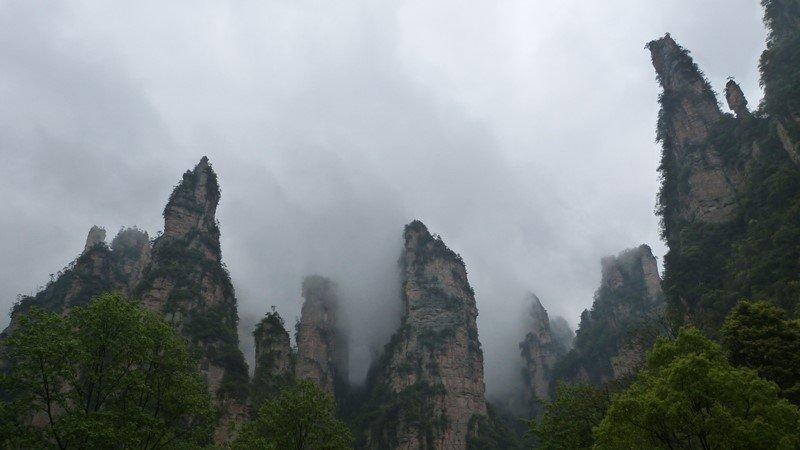 Guía, itinerario y consejos para viajar a Zhangjiajie