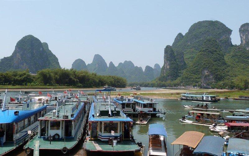 Embarcadero de Xinping