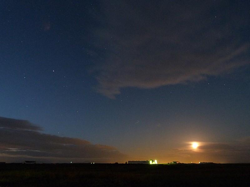 En Islandia no se hace de noche
