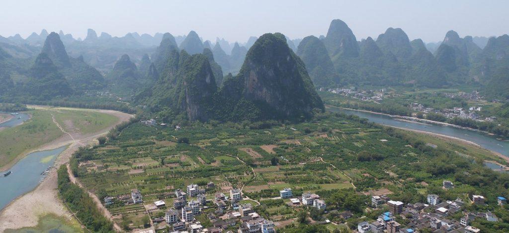 Postales de China