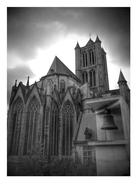 La iglesia de San Nicolás
