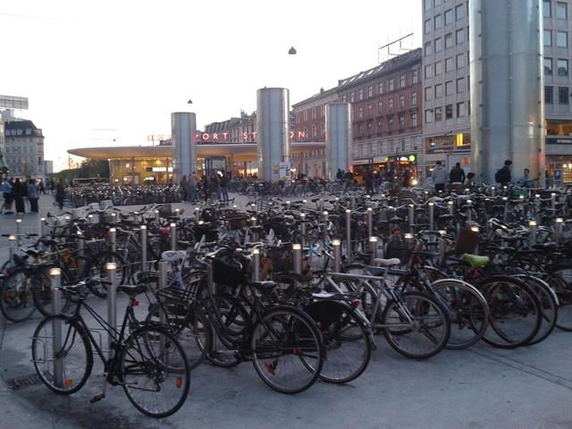 Bicicletas en CPH