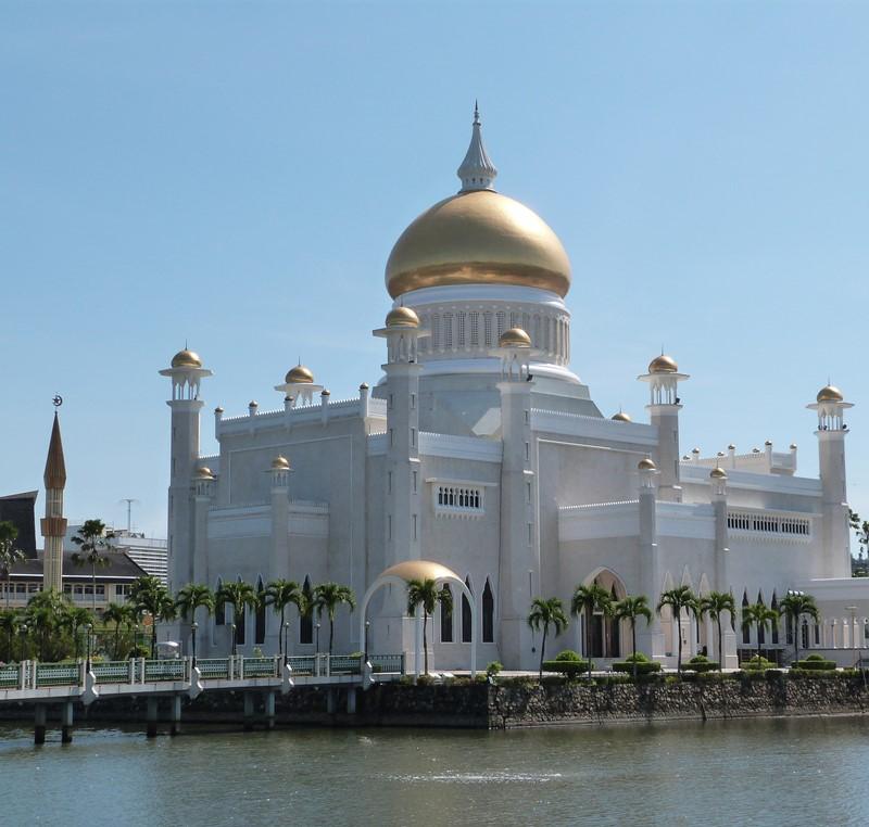 Mezquita de Omar Ali Saifuddien