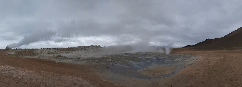 Zona geotérmica de Namaskard