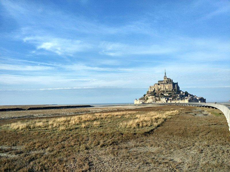 El Mont-Saint-Michel y su entorno