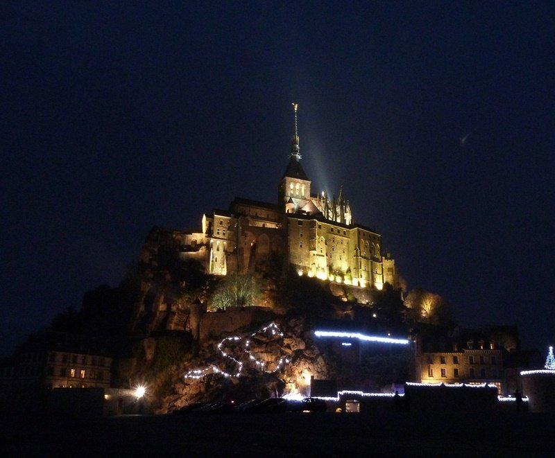 Escenas nocturnas de Saint-Michel