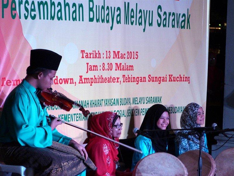 Festival de Música en Kuching