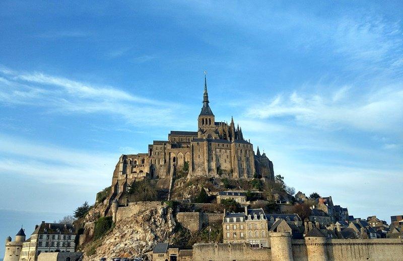 Portada del Mont-Saint-Michel