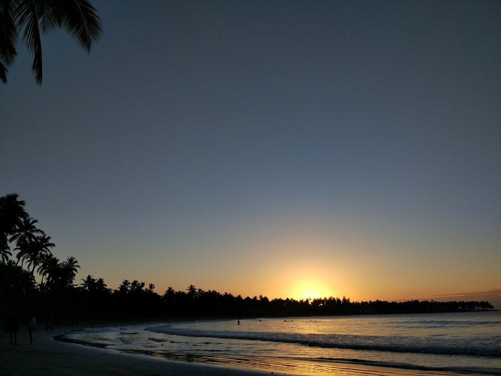 Última postal desde Playa Bonita