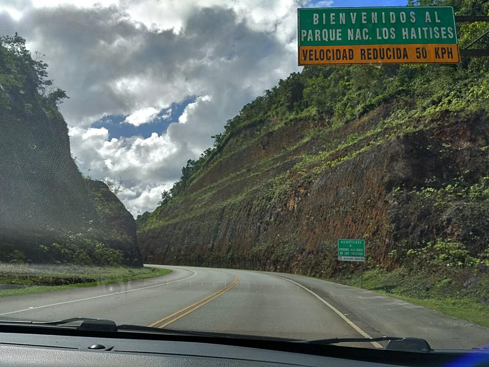 Paisajes de la Autopista de Samaná