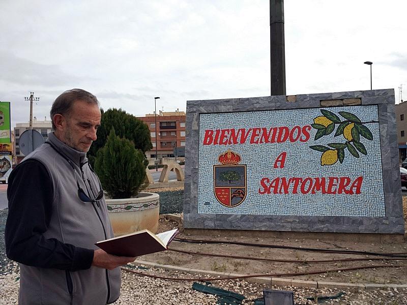 Bienvenidos a Santomera