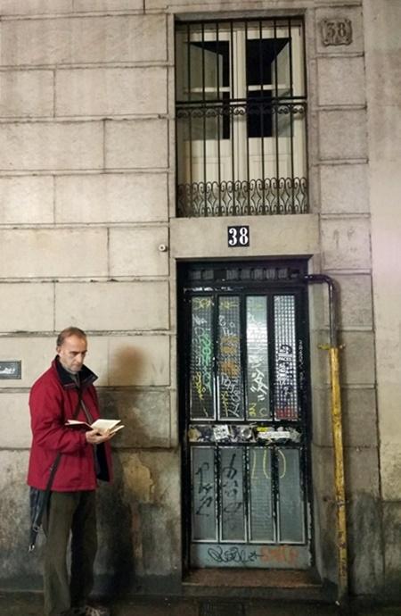 Calle de la Cera - Nacimiento en Barcelona
