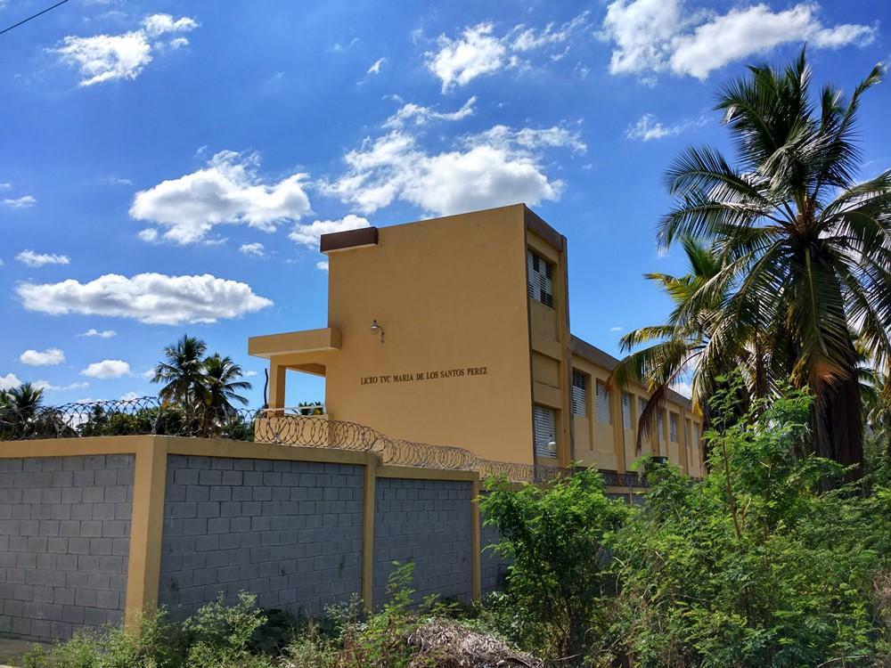 Liceo en Hato Nuevo