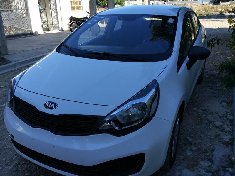 Nuestro coche en República Dominicana