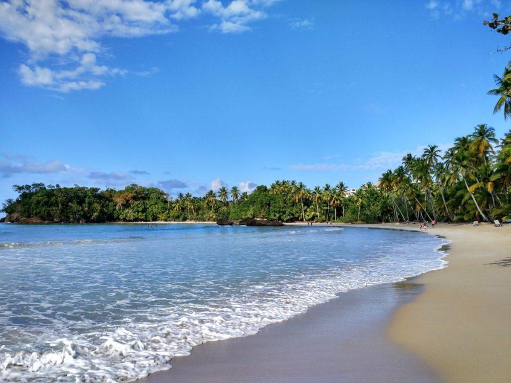 Primera postal desde Playa Bonita