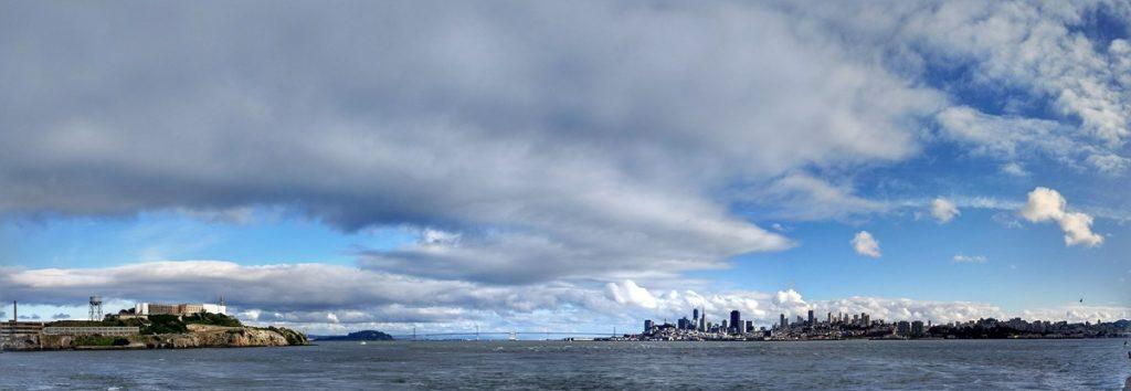 Alcatraz y San Francisco
