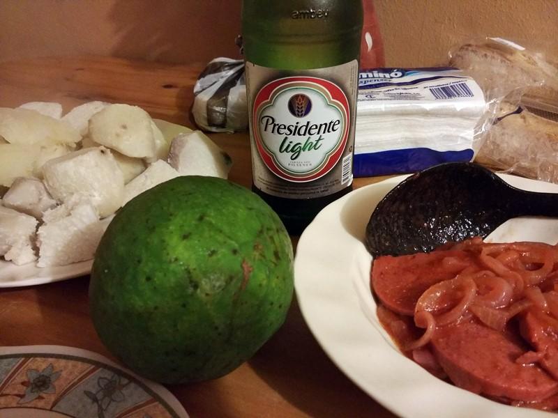 Gastronomía en República Dominicana