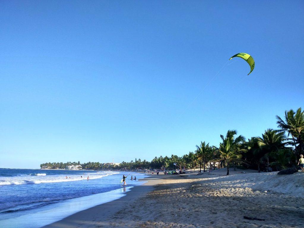 Kite Beach en Cabarete - República Dominicana
