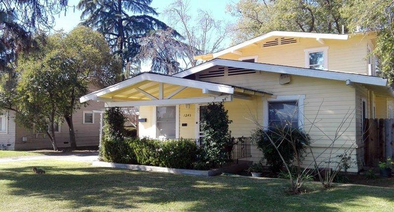 Nuestra casa en Fresno