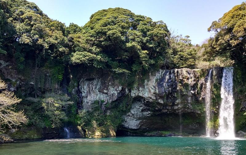 Cascada de Cheonjiyeon