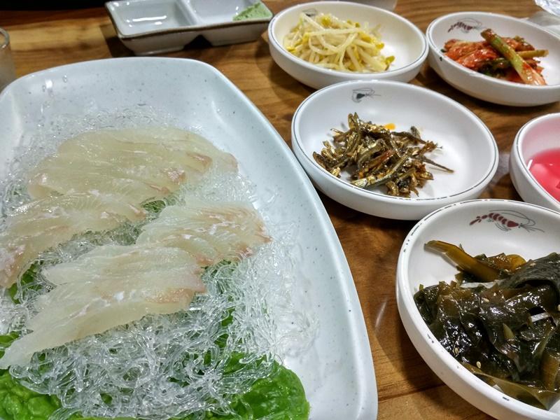 La última cena en Jeju