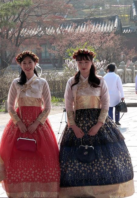 Belleza coreana en Seúl