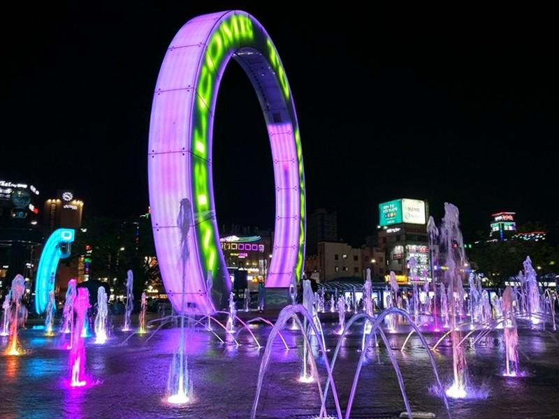 Bienvenidos a Busan