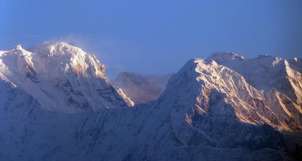 Los Annapurnas desde Sarangkot