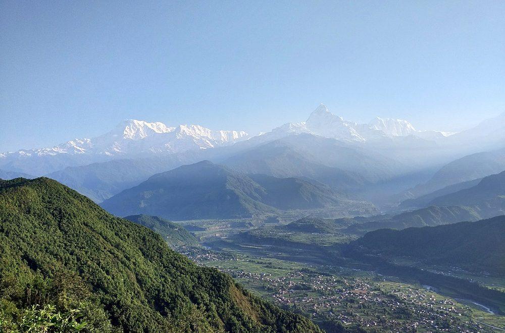 El trekking del cielo: de Pokhara a Sarangkot
