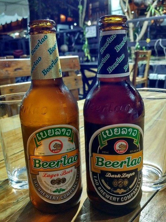 Beer Lao la mejor cerveza del sudeste asiático