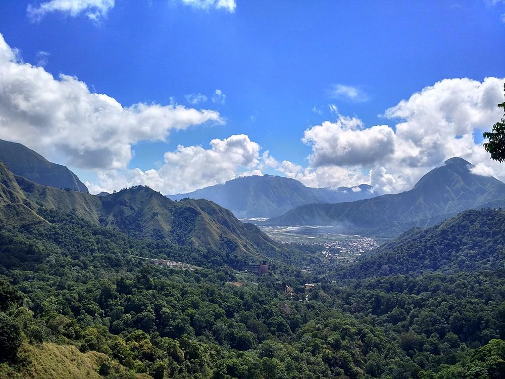 Paisajes de los alrededores de Rinjani - Lombol