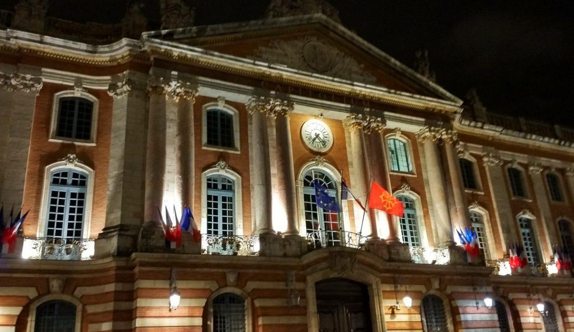 Portada de Caminando por Toulouse