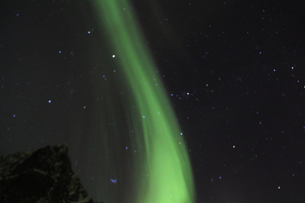 La luz que iluminó Lofoten